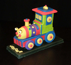 the trainTcHooTcHoo (Daria ...) Tags: birthday traincake sugarpaste kidscake