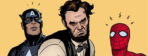 Gettysburg Distress from Marvel.com