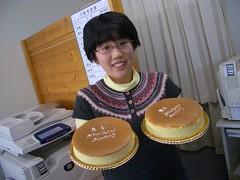 野田さん誕生日