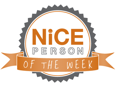 NICE Person of the Week