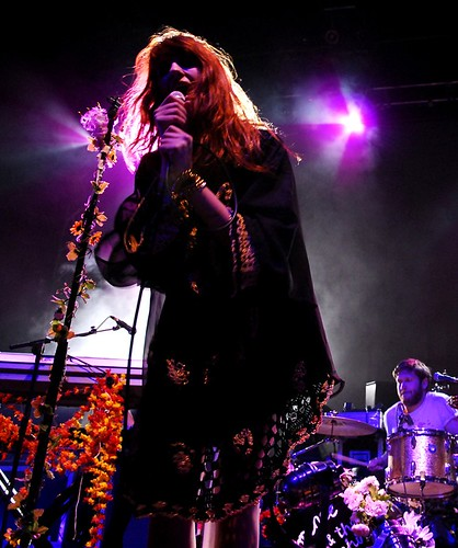 florence and the machine photography