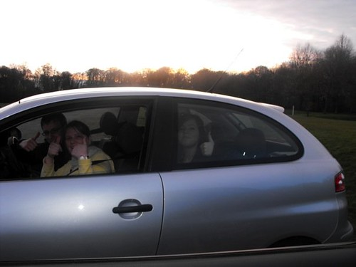 rab's car