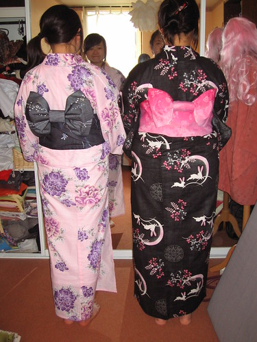Yukata Picnic