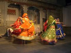 Rajasthanische Tänze