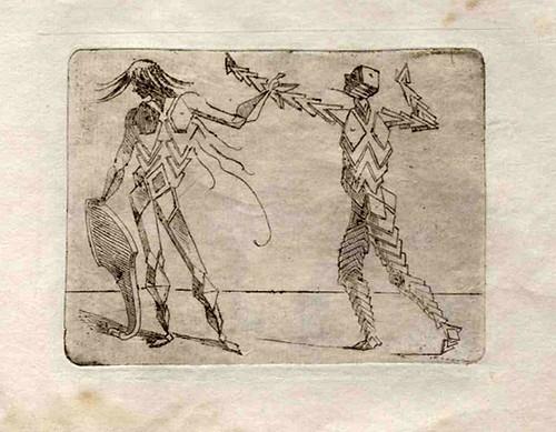 015-Bizzarie di varie figure de Braccelli 1624