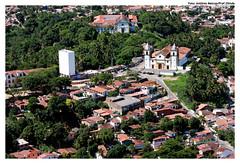 Vista Aérea do Sítio Histórico de Olinda. Foto: Antônio Melcop/Pref.Olinda