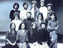 Image titled Class of 75, RSAMD, School of Drama, 1975.