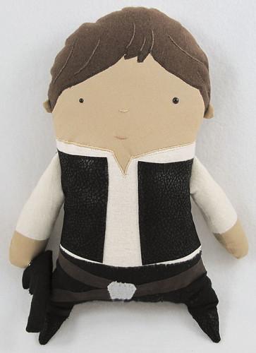 Denn Rodriguez; Han Solo With Gun