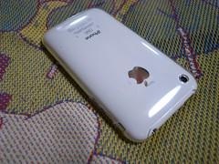 パワーサポート Airジャケット + iPhone 3GS