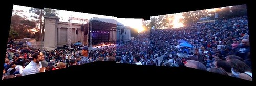 Andrew Bird at the Greek Theater