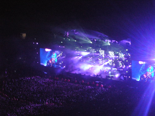 Oasis - Wembley Stadium - July 11 2009 © markhillary