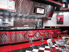 Ameristar East Chicago Double Down Diner (Ameristar Casinos and Hotels) Tags: travel food restaurant diner gaming dining hammondhotel eastchicagocasino hammondcasino eastchicagohotel eastchicagoaccommodations hammondentertainment eastchicagocasinohotel hammondcasinohotel