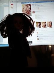 AAAARGH! Must edit! (seejanerunning) Tags: doll sindy titian sidepart