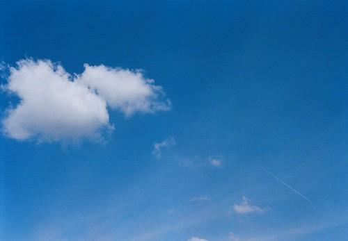 我要藍天白雲