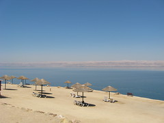 Lowest Point on Earth/Dead Sea (Tracy Hunter) Tags: jordan deadsea marriothotel