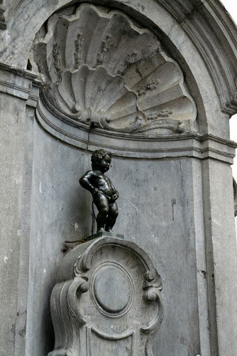 Manneke Pis by you.
