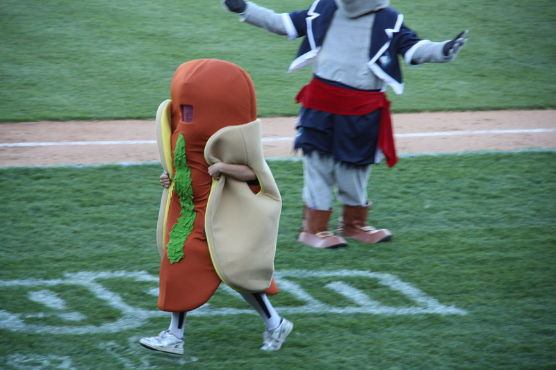 Racing Hot Dog