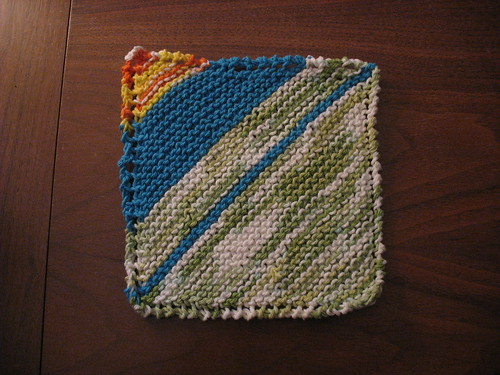 Another dishcloth (of course)