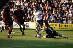 Robbie Keane scores - Spurs v. Bournemouth (MattyV53) Tags: uk england game sports sport spurs football goal action kick soccer keane futbol robbie bournemouth tottenham hotspur tottenhamhotspur premierleague epl robbiekeane mattyv53