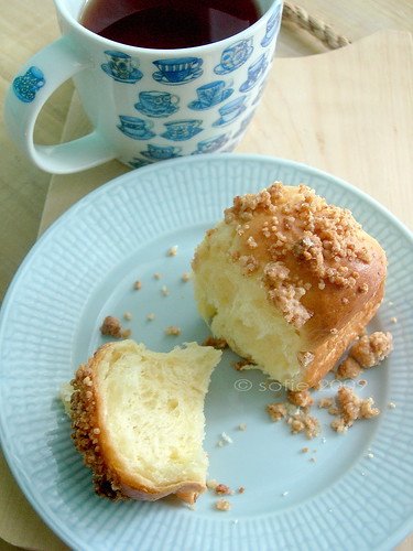 New York Crumb Buns