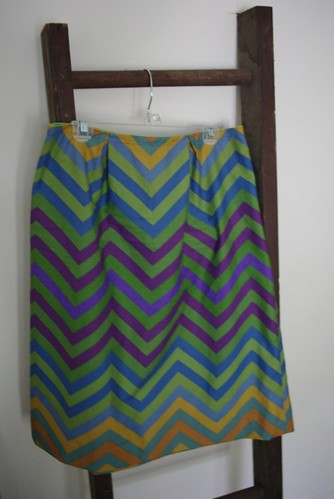 Skirt on Hanger
