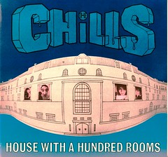 The Chills - House With A Hundred Rooms - Front Cover by Chillblue