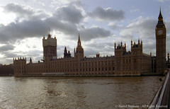 Parliament on the Thames (Dan from San Jose) Tags: london unitedkingdom cityscenes