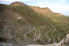 Stelvio Pass. (Damian Morys Photography) Tags: road alps beautiful high dangerous italian scenery driving top pass gear jeremy best stunning eastern breathtaking deadly clarkson stelvio