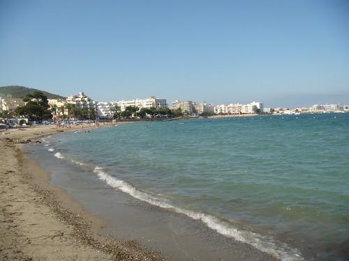 Playa Riomar situada junto al Hotel