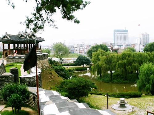 Dongbuk Gangnu @ Hwaseong Fortress