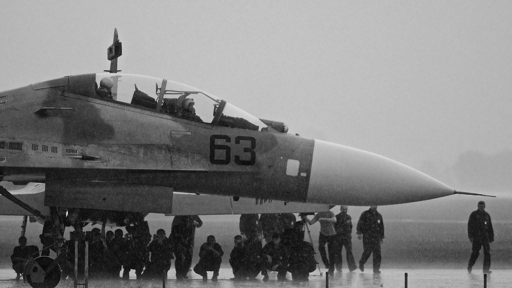 SU-27 - In memoriam