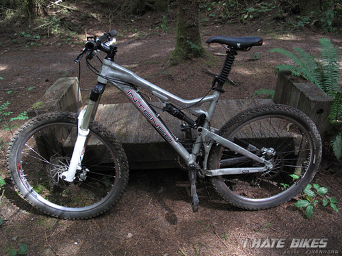 Intense Tracer VP long travel trail bike
