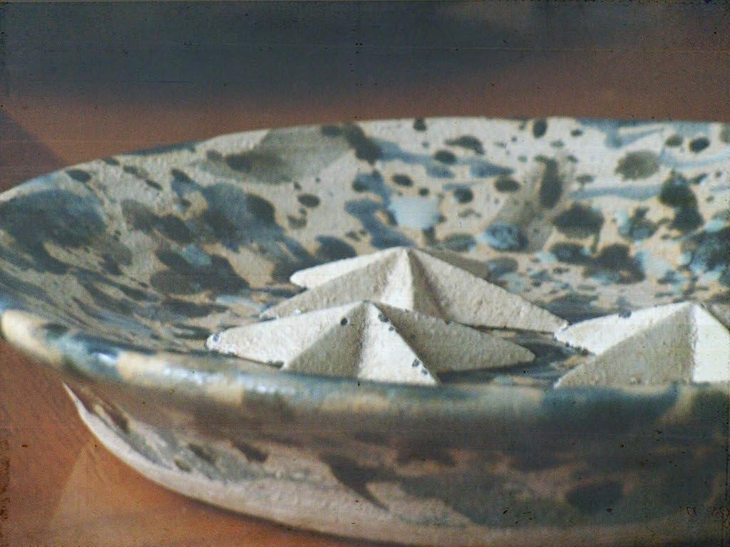 dish of stars
