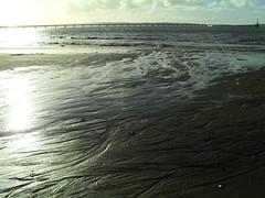 Caminos de agua (Piri*~) Tags: chile sea sun mar concepcin csar tome piri penco piripanda shadowslord
