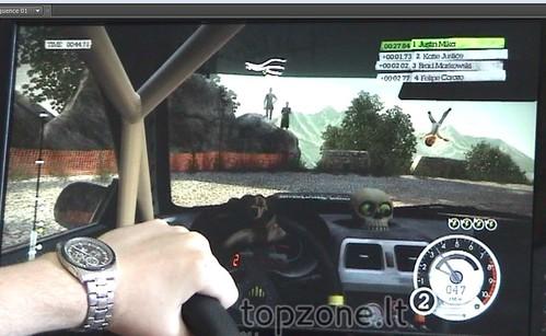 Colin McRae DiRT 2 ralio žaidimo video