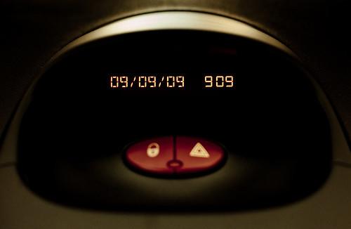 09/09/09   9:09
