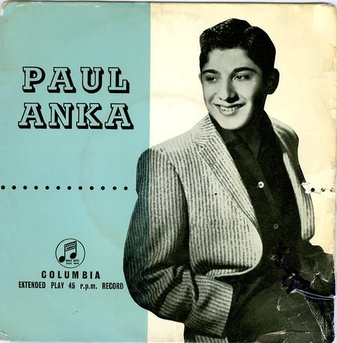 2 - Anka, Paul - Diana . EP - UK - 1957
