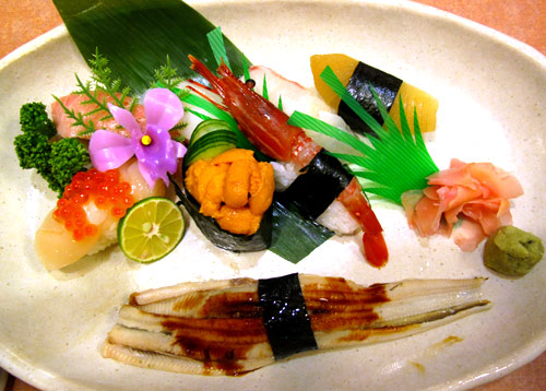 sushi by you.