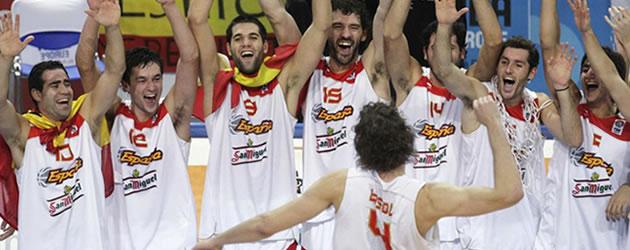 España campeona del Eurobasket 09