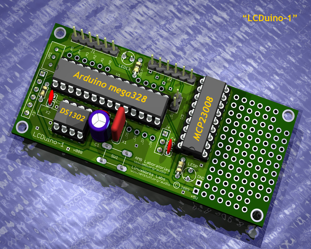 Tutorial - PCF8574 backpacks for LCD modules and Arduino