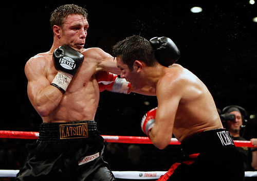 Michael Katsidis: Boxing's Spartan Warrior