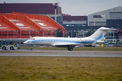 VP-CVU - Private - Bombardier BD-700-1A11 Global 5000 - Luton - 090218 - Steven Gray - IMG_9377