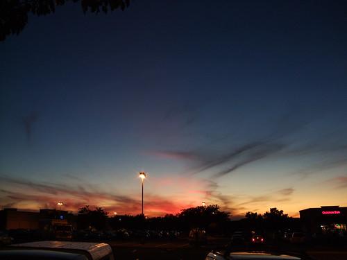 Solamente Tranquilo: la puesta del Sol