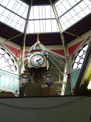 Halifax market clock
