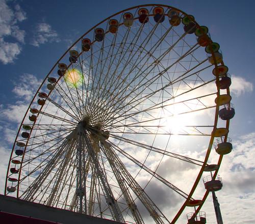 Bordeaux Ferris Wheel