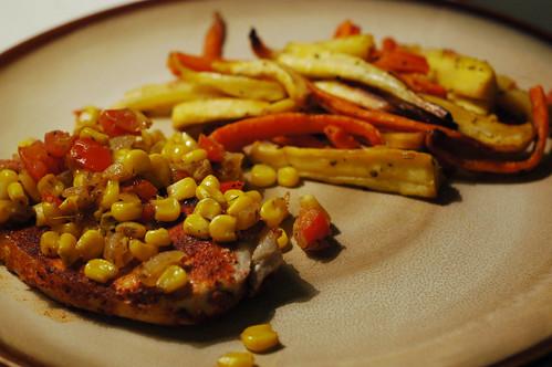 paprika pork