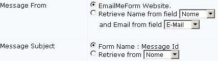 Criar formulário de contato passo 5.