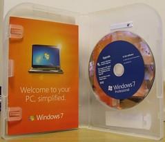 Windows 7 Pro - Inside contentents 2