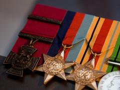Stolen medals returned