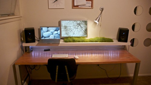 Nicholas Todd's Bedroom Workspace 3